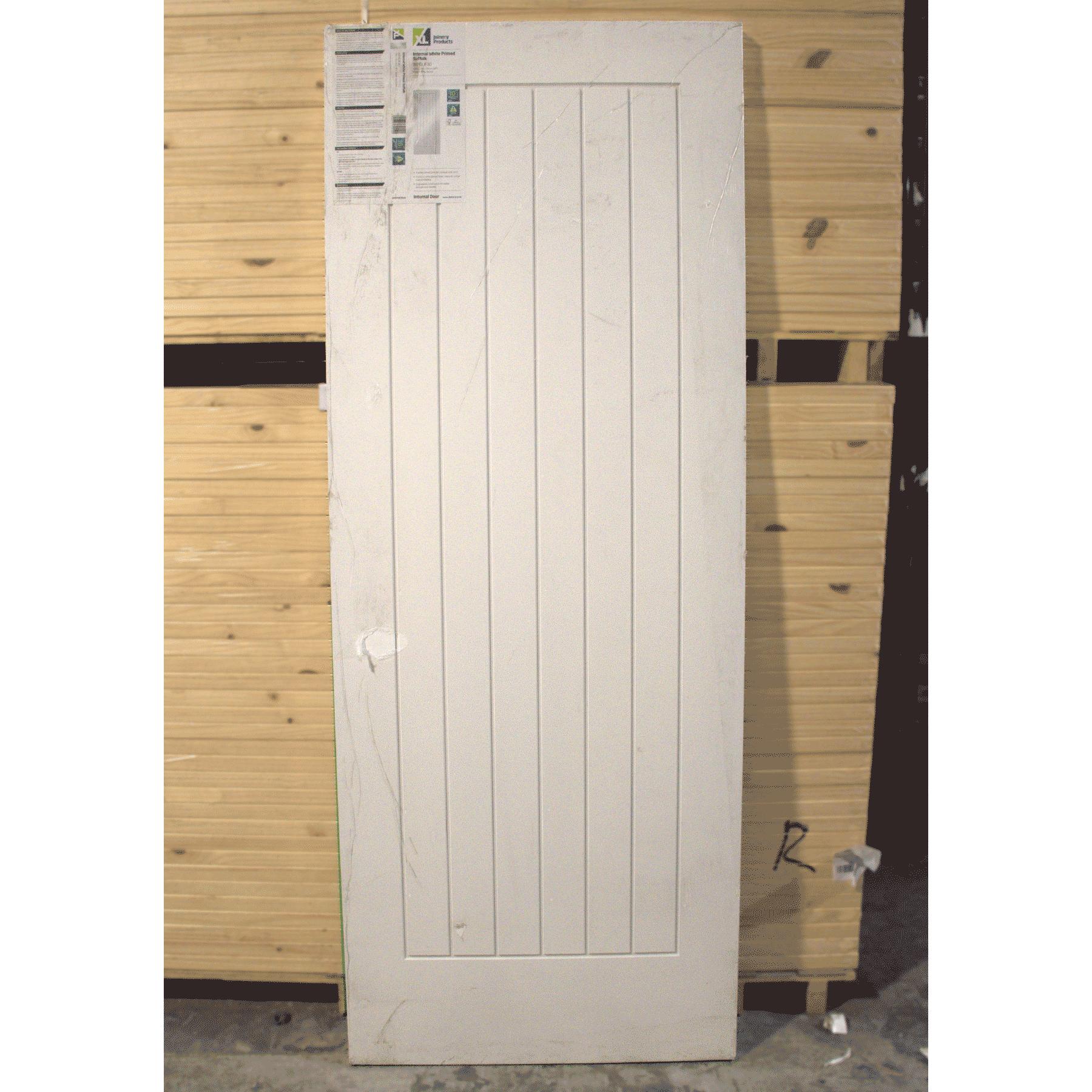 clearance door 13