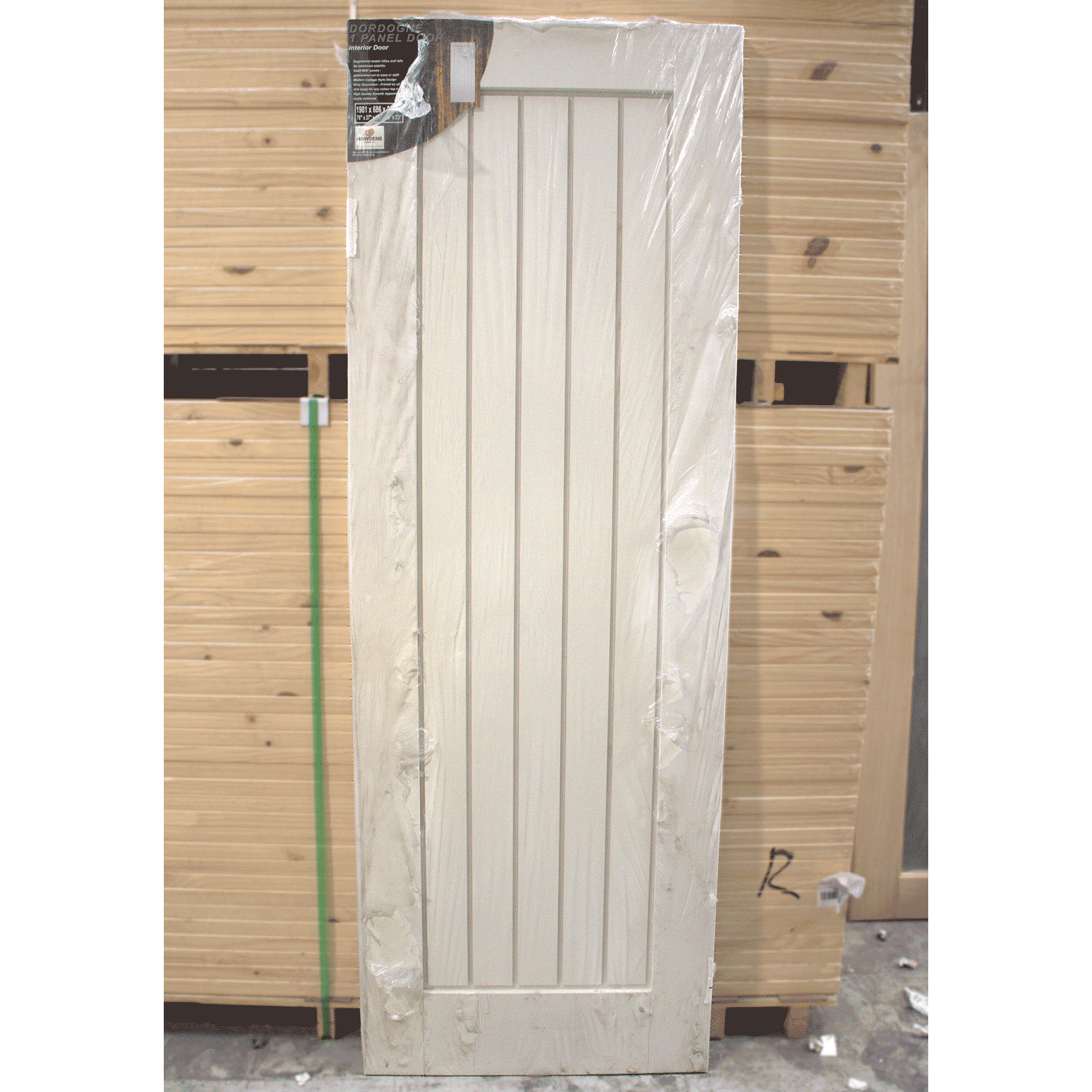 clearance door 20