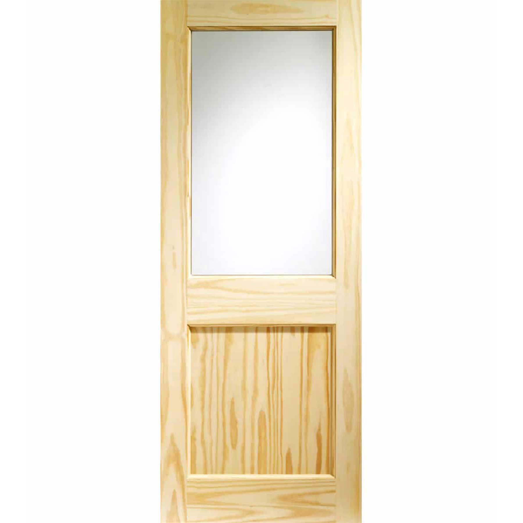 2XG Pine Exterior Door