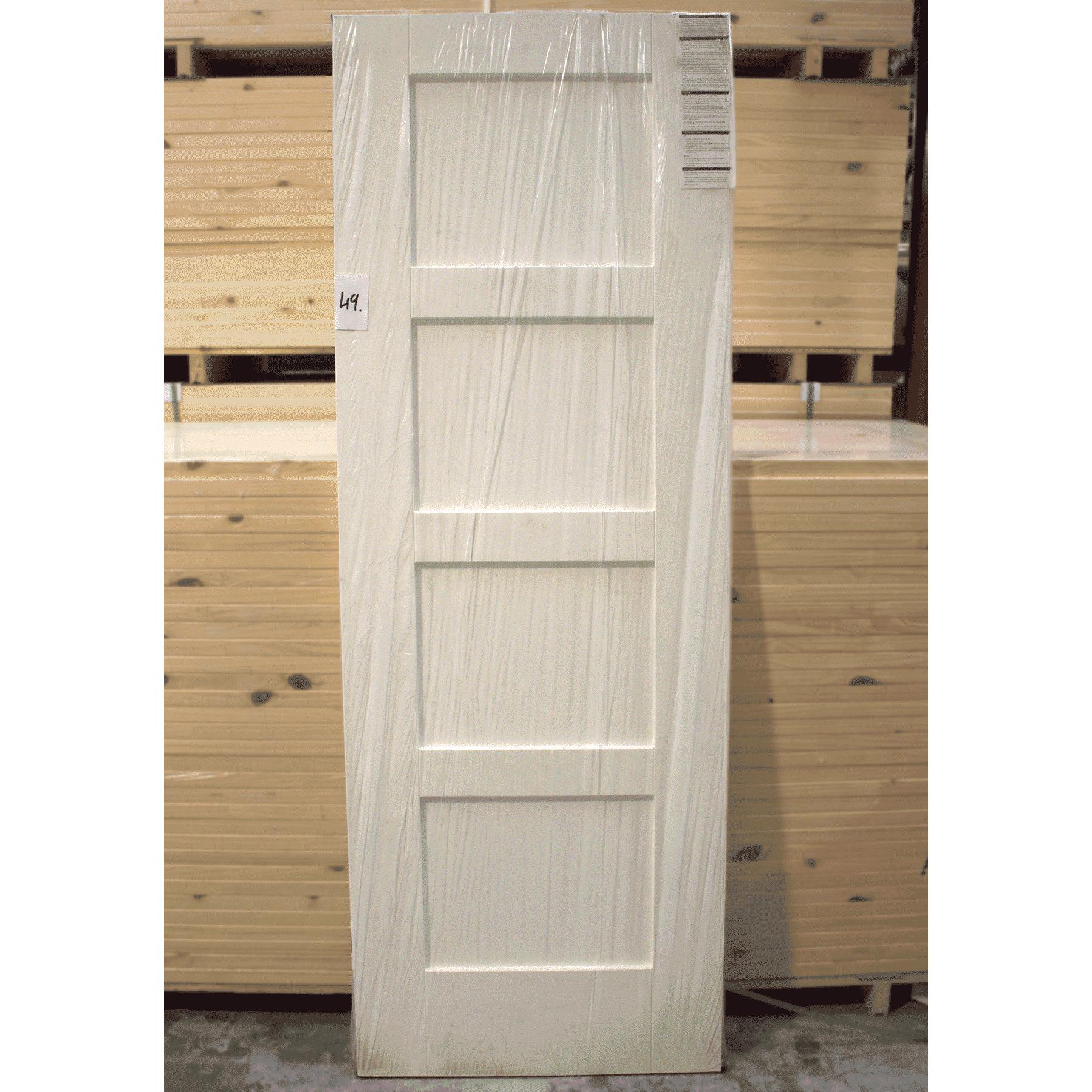 clearance door 49