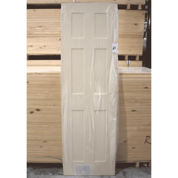 clearance door 68