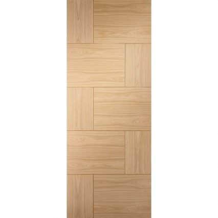 XL Joinery Ravenna Oak Internal Door - 1981mm-x-610mm-x-35mm