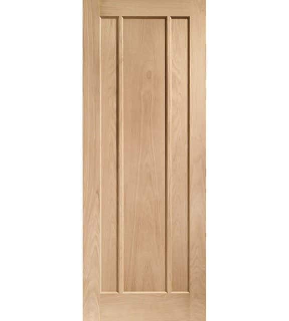 Worcester 3 Panel Oak Door