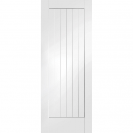 Suffolk White Primed Internal Door - 1981mm-x-457mm-x-35mm-2