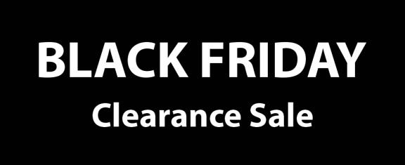 Black Friday Door Sale