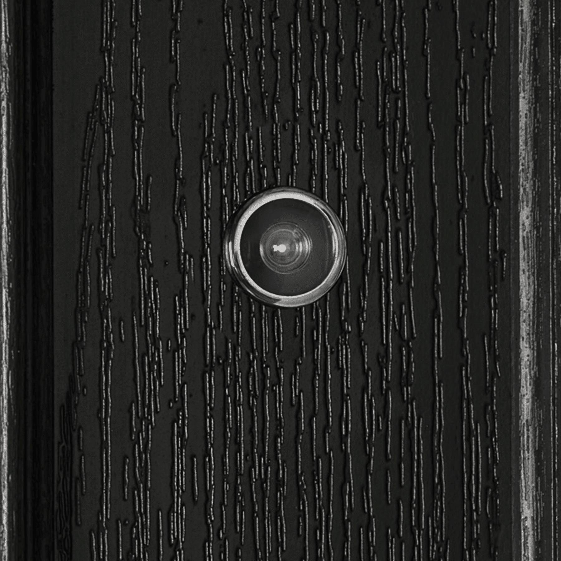 External Door Peephole