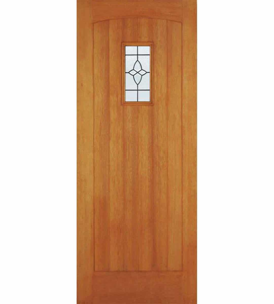 M&T Cottage Lead Hardwood External Glazed Door