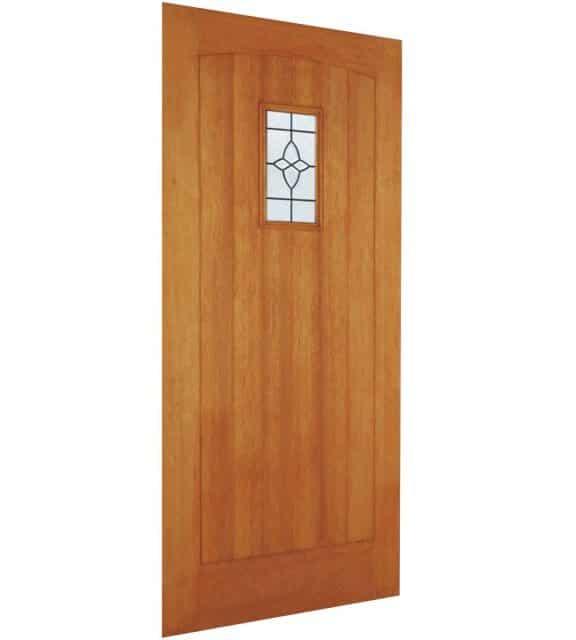 M&T Cottage Lead Hardwood External Glazed Door