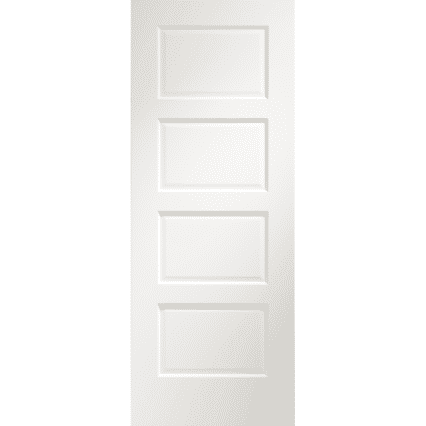 Severo Pre-Finished White Internal Door - 1981mm-x-610mm-x-35mm-2