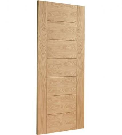 Palermo Oak Internal Door - 1981mm-x-610mm-x-35mm