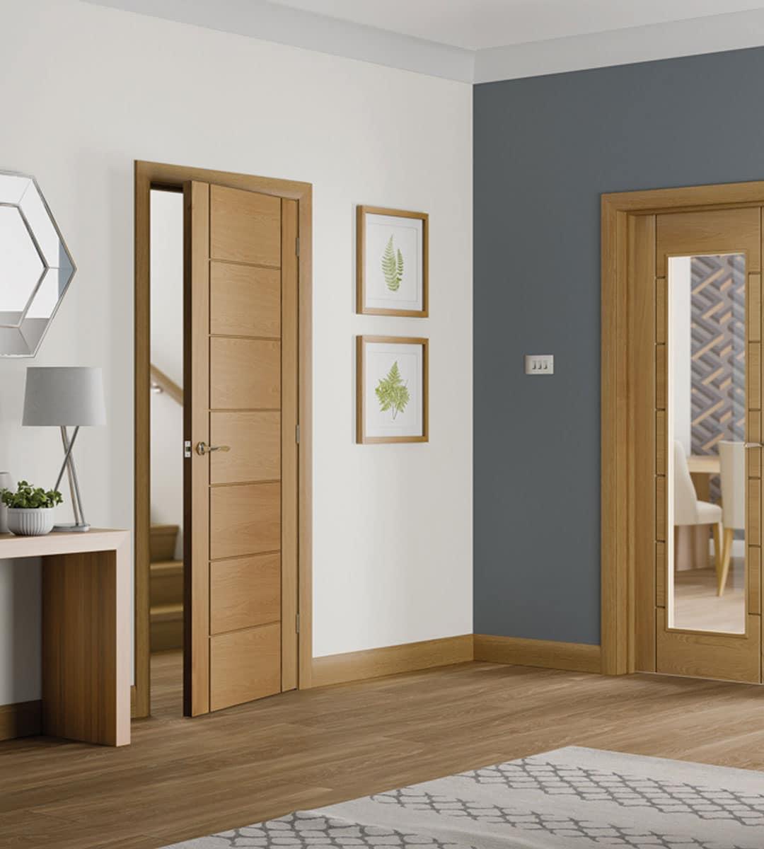 Pre finished palermo oak internal door shawfield doors pre finished palermo oak internal door planetlyrics Gallery