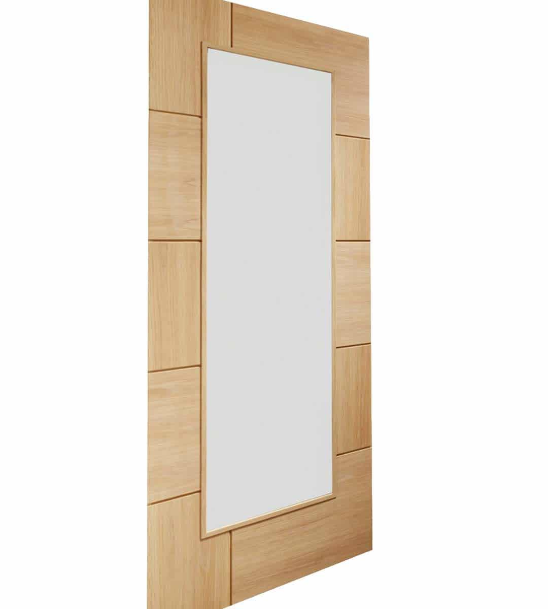 Ravenna glazed interior door