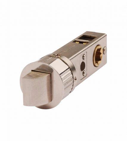 SmartLatch Passage Door Latch 70mm (57mm Backset) - satin-nickel