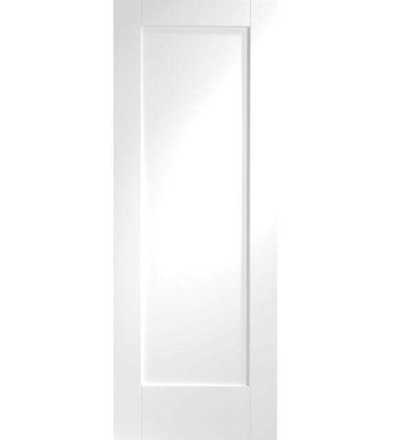 White Pattern 10 Internal White Door