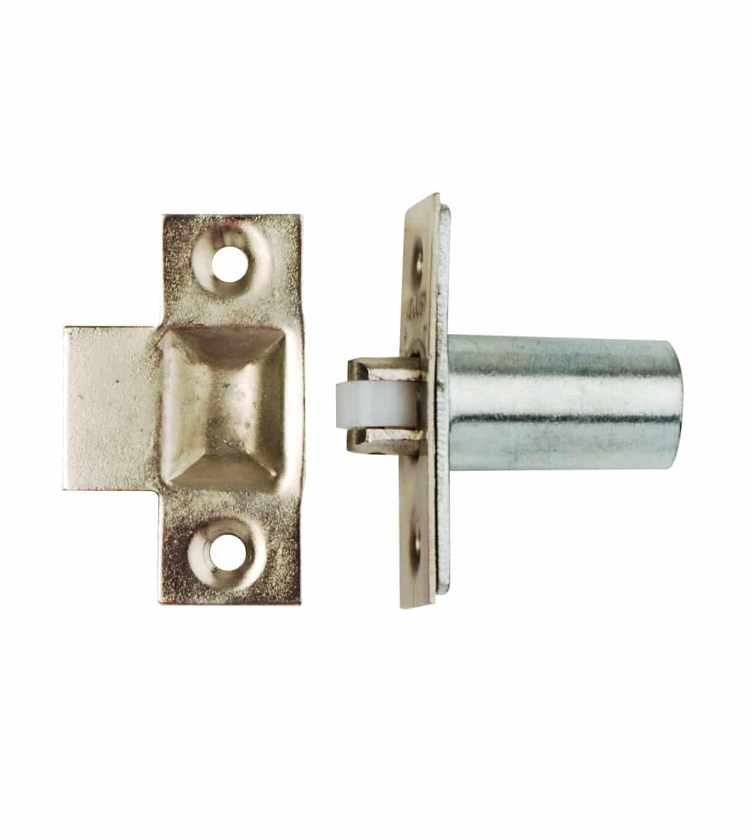 Adjustable Roller Catch Nickel