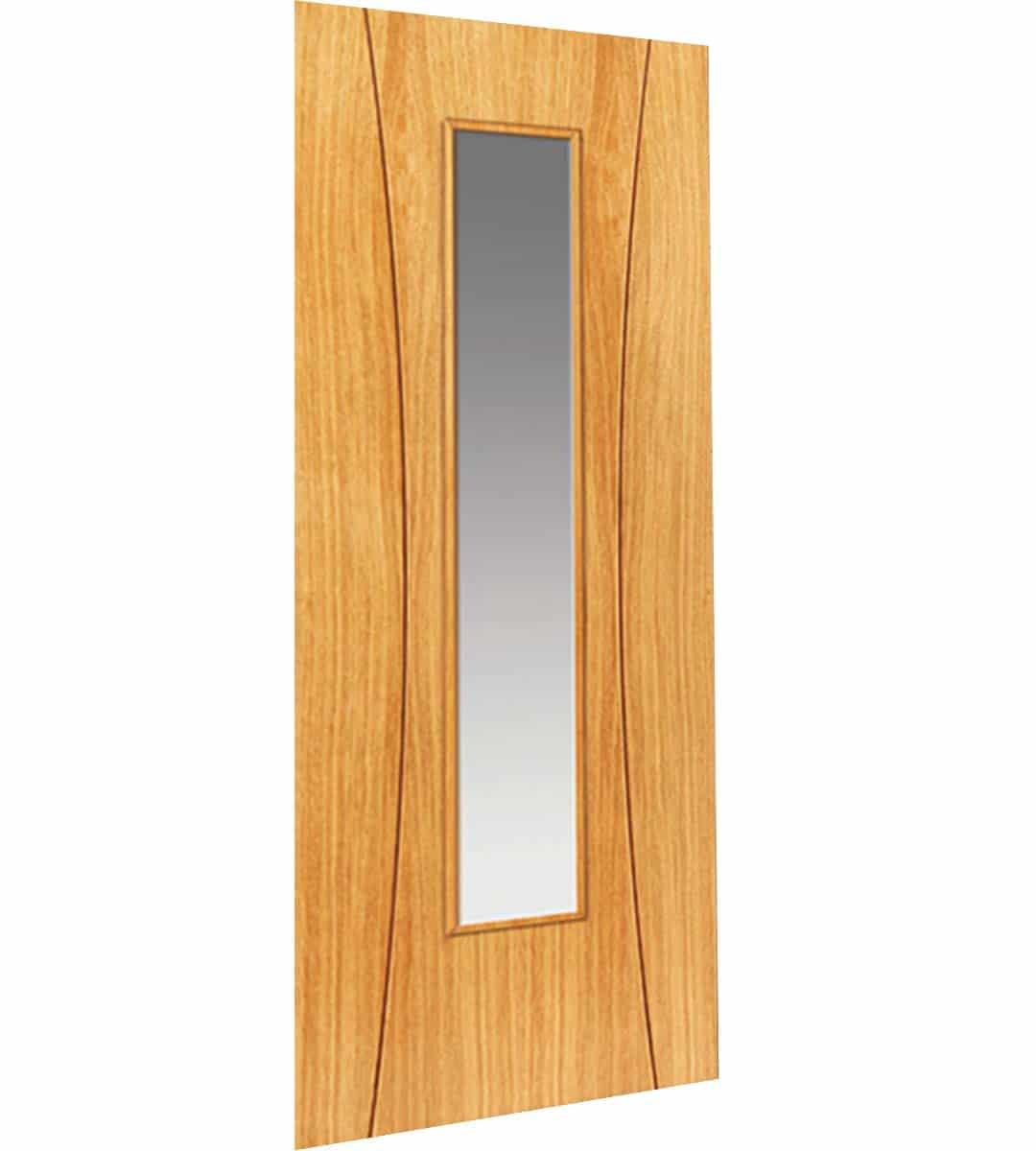 arcos glass interior door
