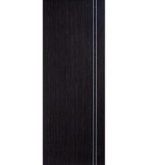 Ash Grey Zanzibar Black Internal Door