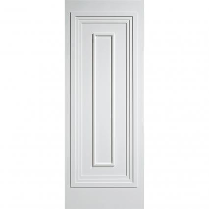 White Atlanta Solid Internal Door - 1981mm-x-838mm-x-35mm