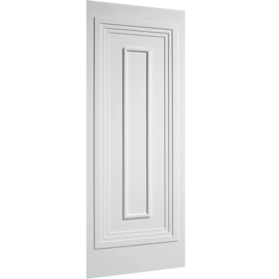 Atlanta Solid White Interior Door