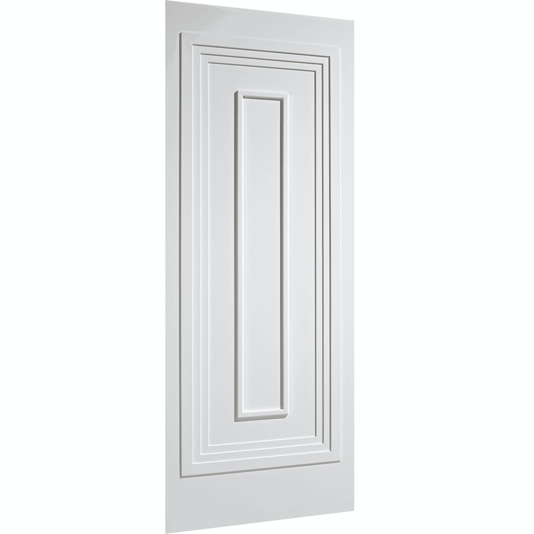 Atlanta Solid White Interior Door