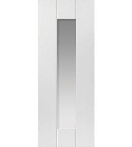 JB Kind Axis White Internal Glazed Door - 1981mm-x-686mm-x-35mm