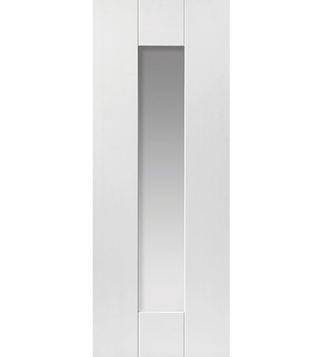 Axis Internal White Glazed Door