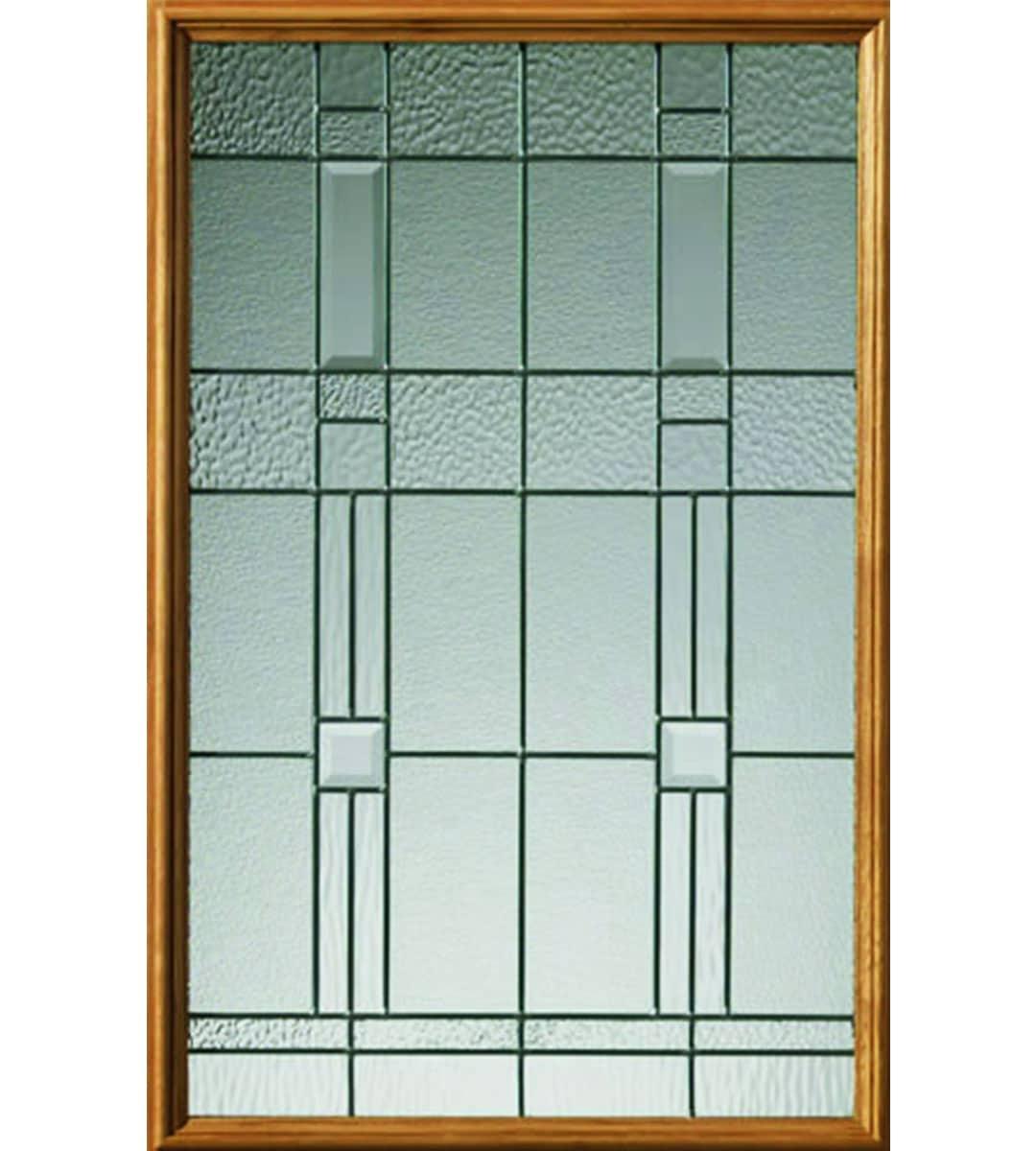 burgundy external door closeup glass glazing