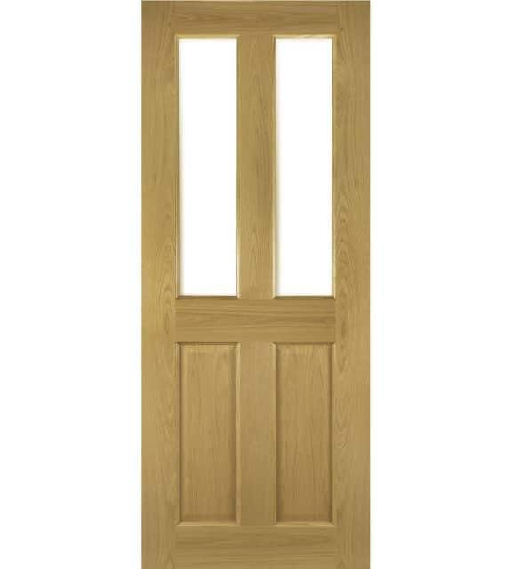 deanta bury glazed internal door