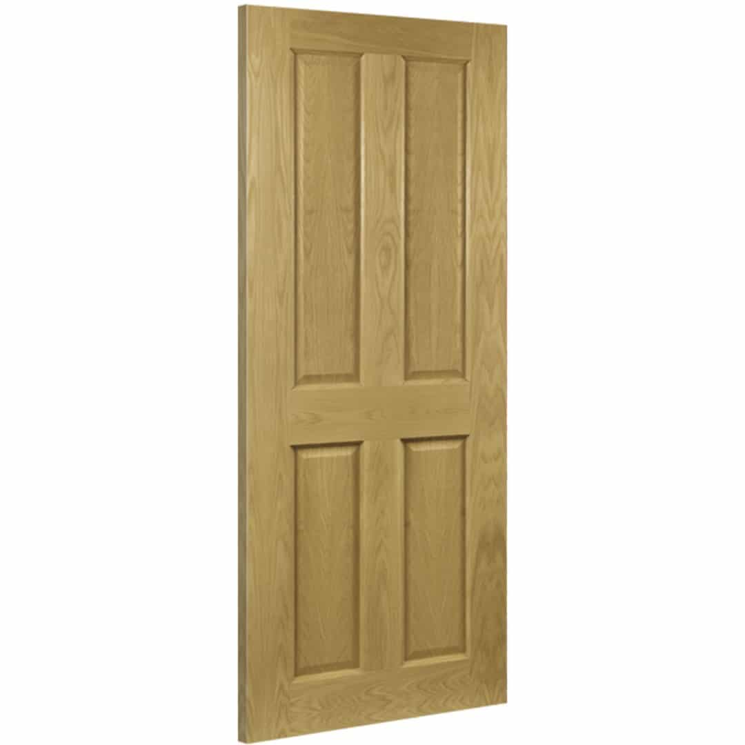 deanta bury oak interior door