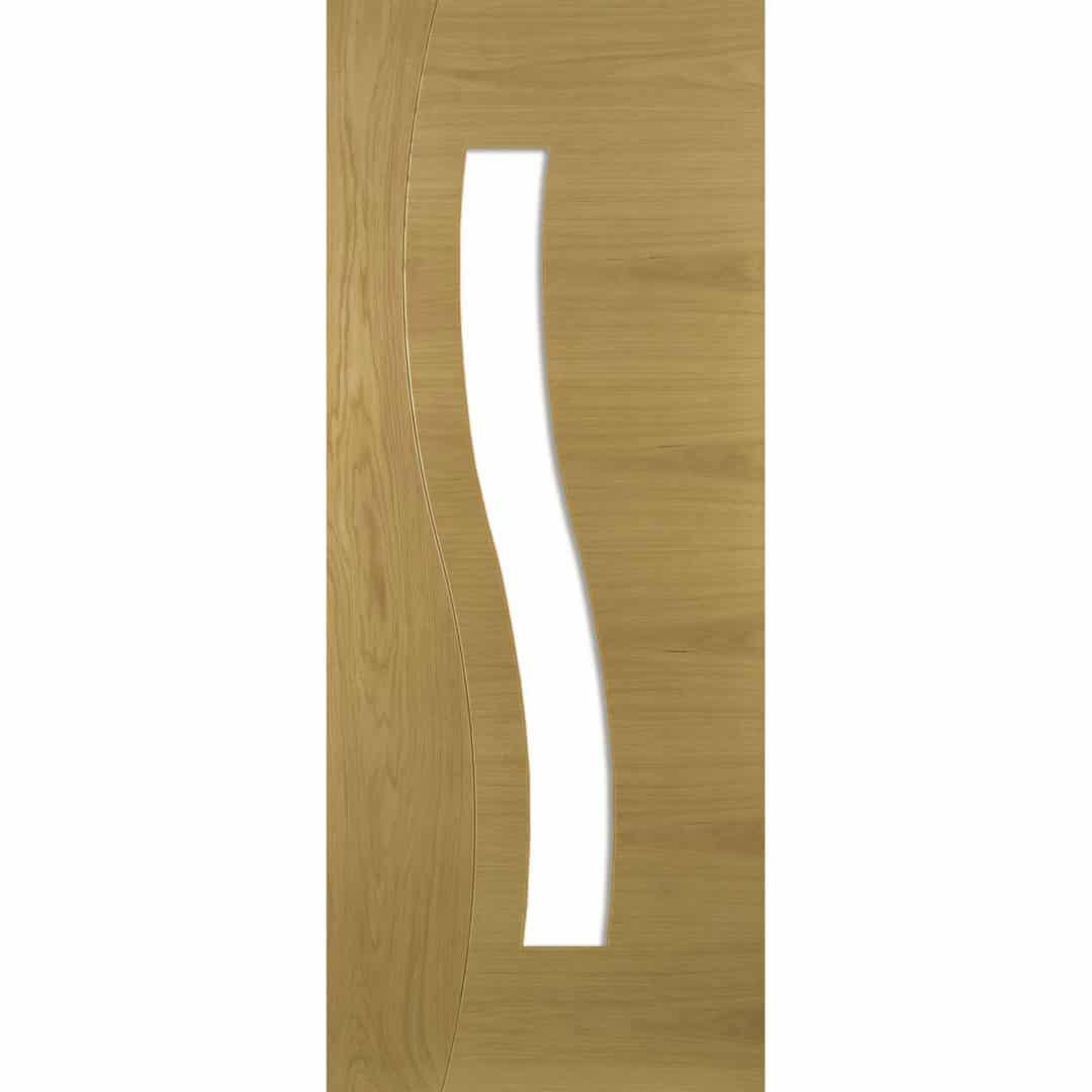 deanta cadiz glass internal door