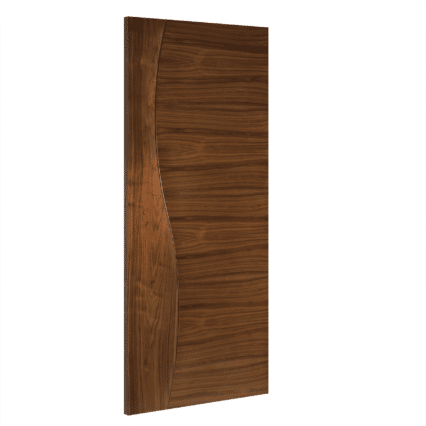 Deanta Cadiz Interior Walnut Door - 1981mm-x-610mm-x-35mm