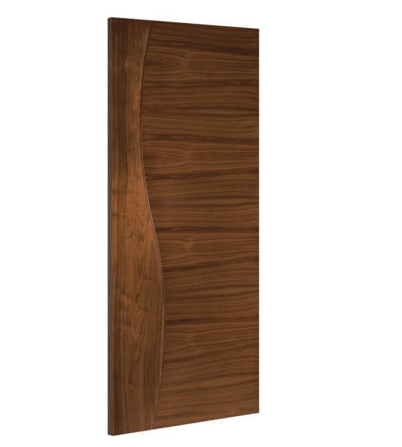 deanta cadiz interior walnut door