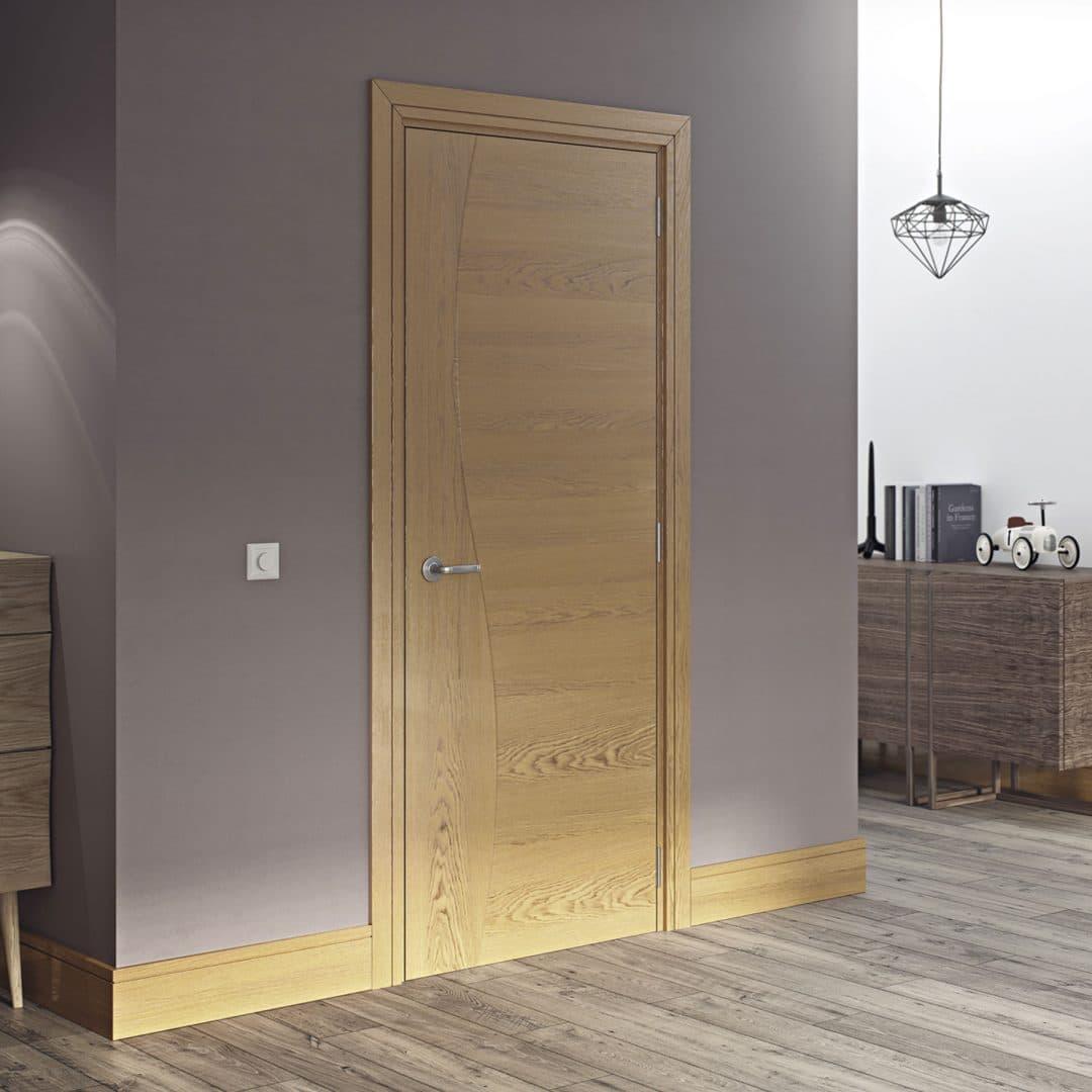 deanta cadiz oak internal door