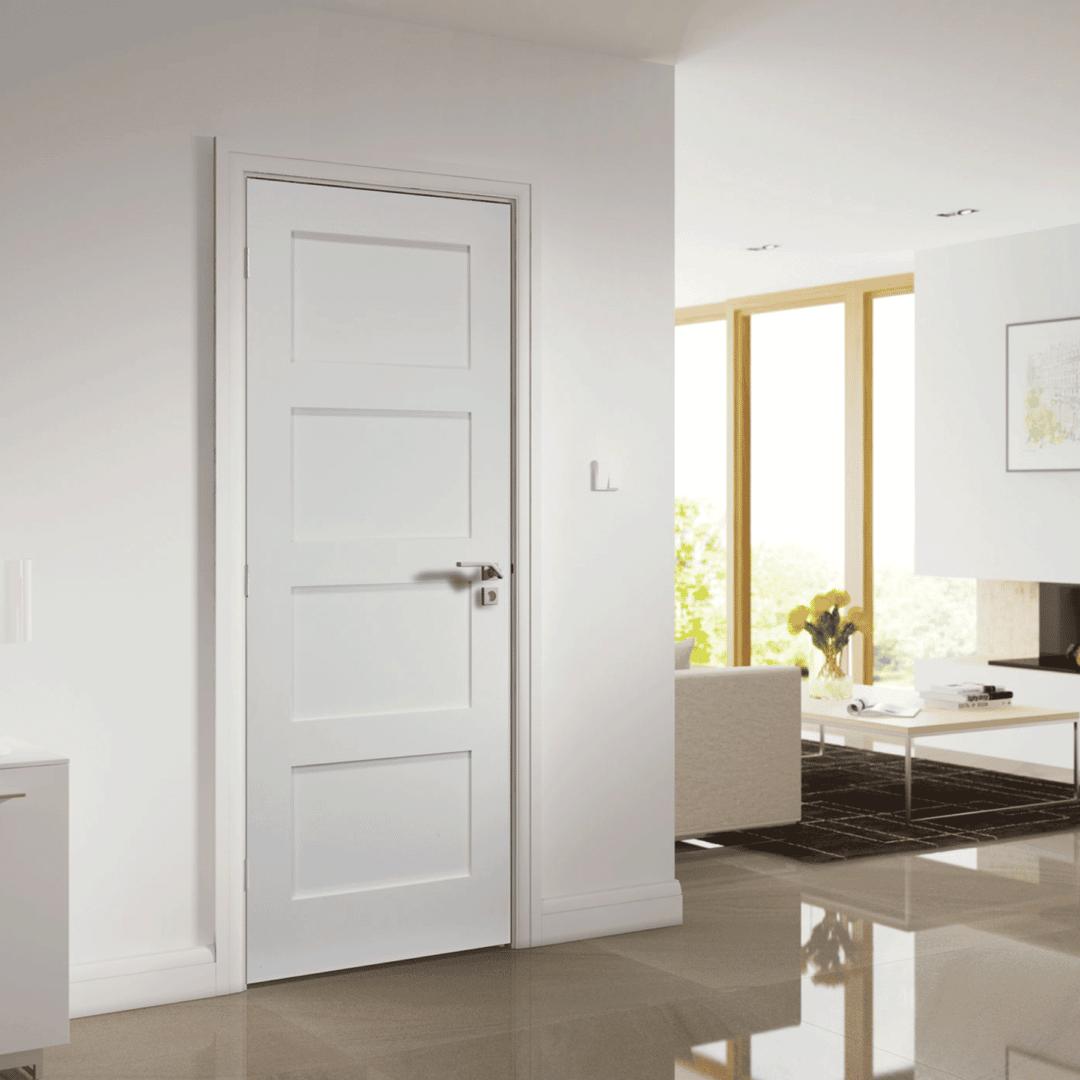 deanta coventry white interior door