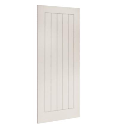 Deanta Ely White Internal Door - sale-door-2040mm-x-813mm-x-40mm