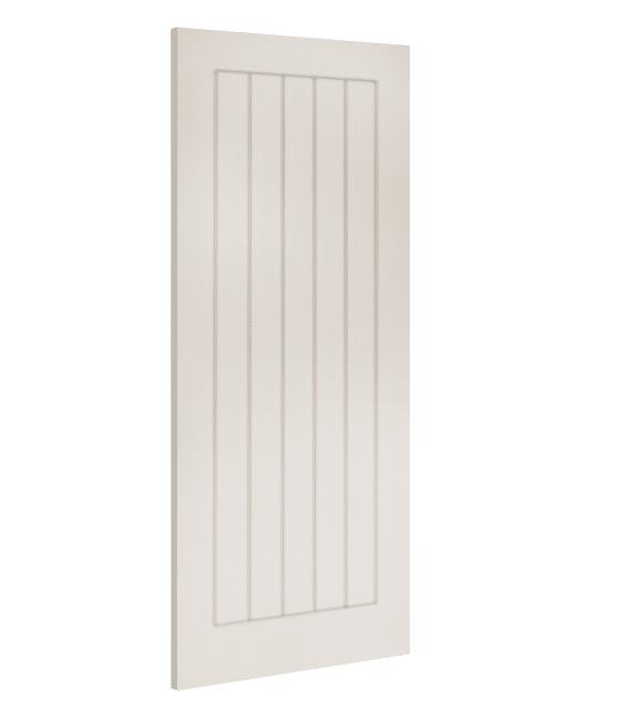 deanta ely white prime internal door