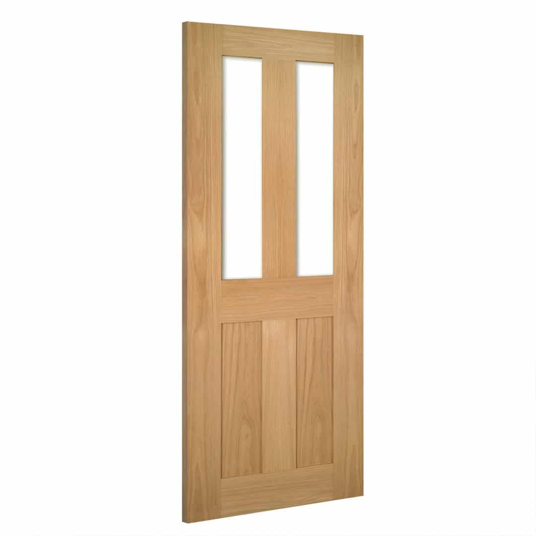 deanta eton glazed internal door