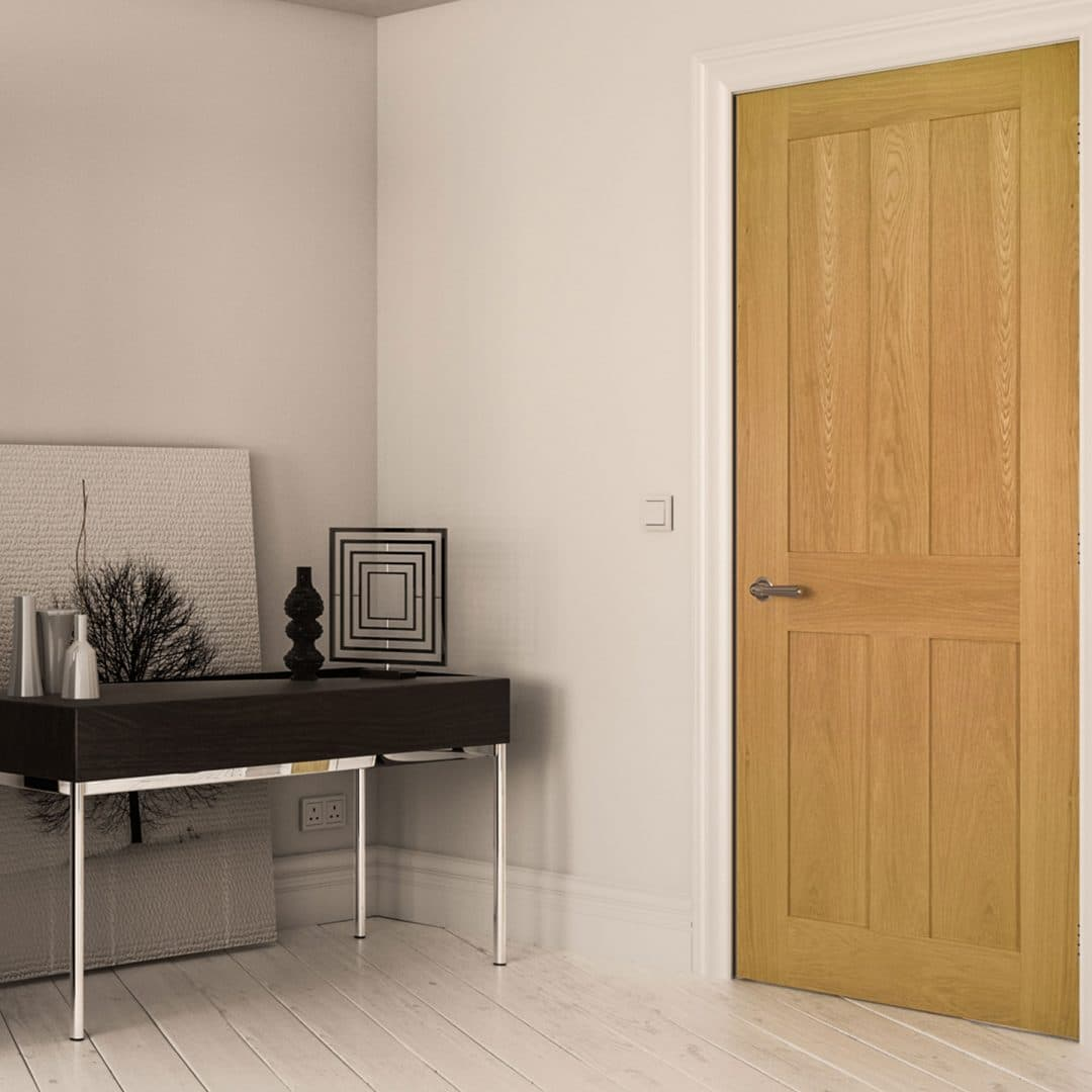 deanta eton oak interior door