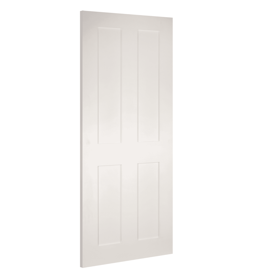 deanta eton white prime internal door