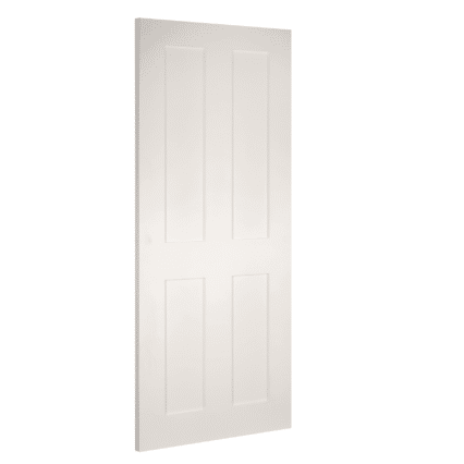 Deanta Eton White Primed Internal Door - 1981mm-x-610mm-x-35mm