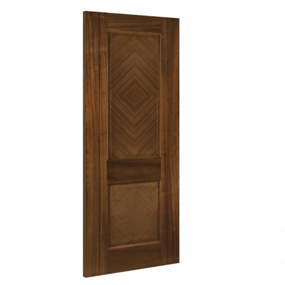 deanta kensington interior walnut door