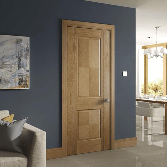 deanta kensington internal oak door