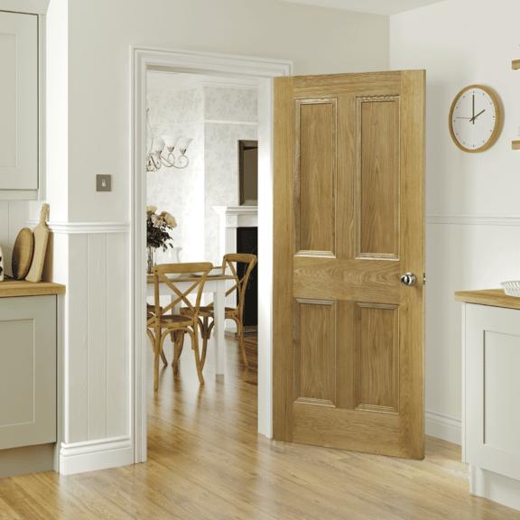 deanta kingston internal oak door