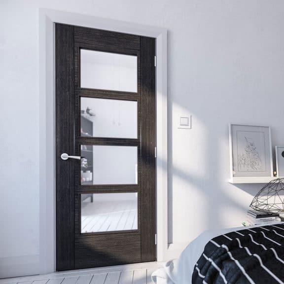 deanta montreal glazed interior door