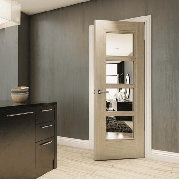 deanta montreal glazed internal light grey ash door