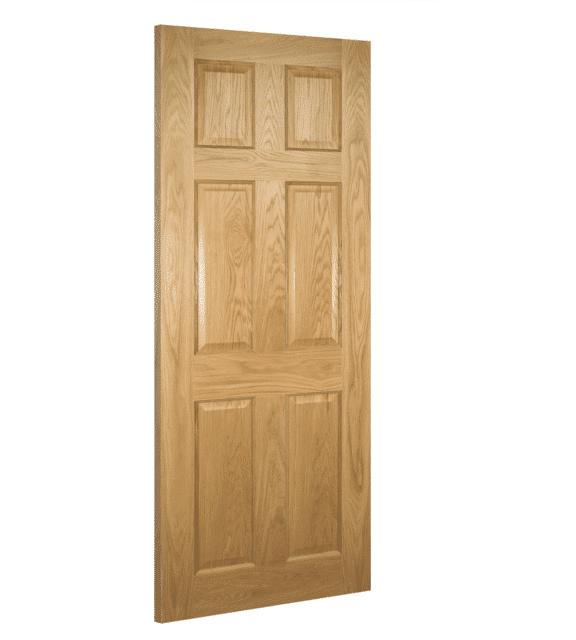 deanta oxford interior oak door