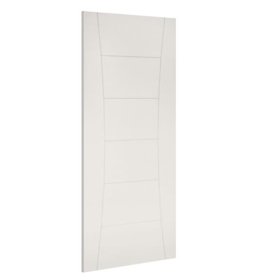 deanta pamplona interior white door