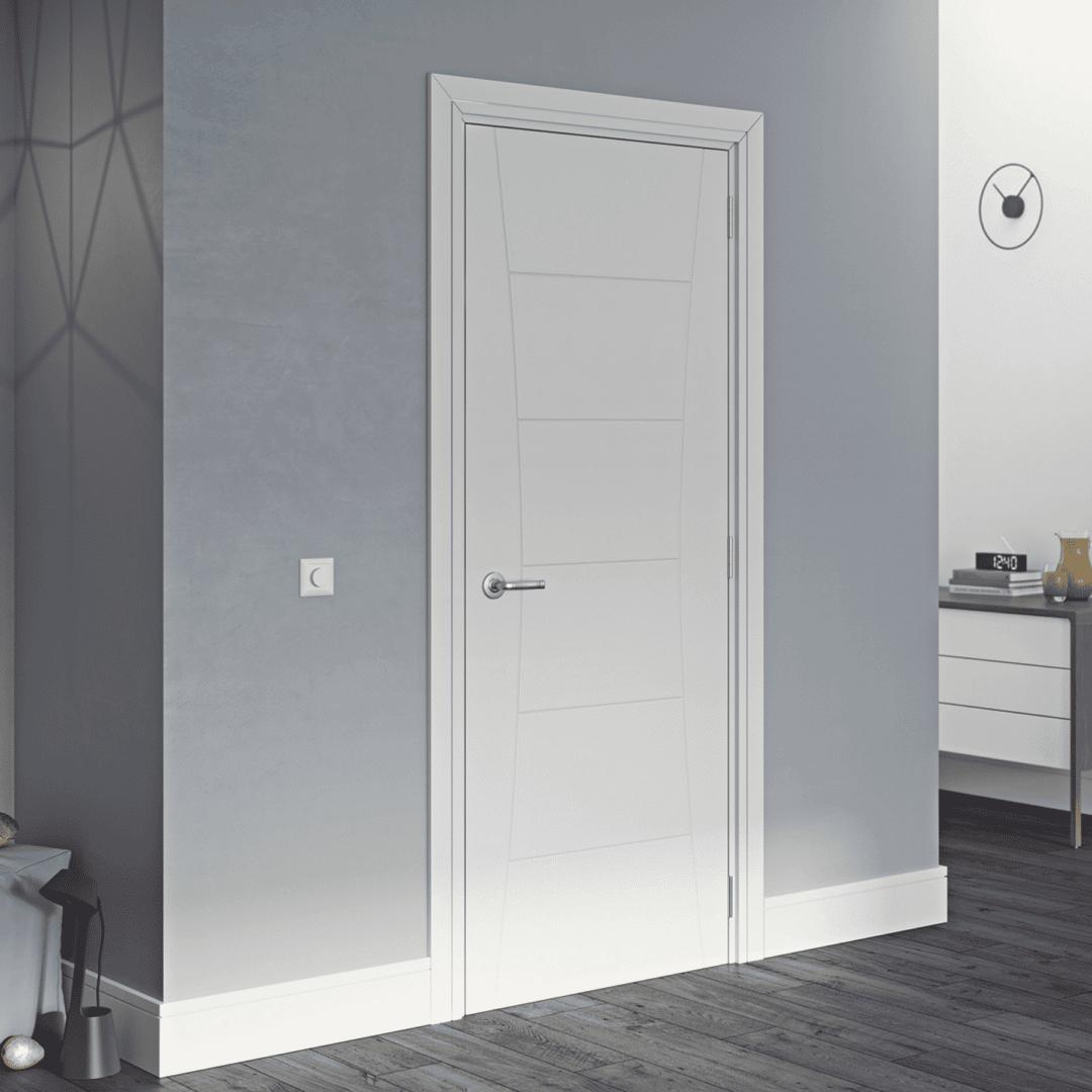deanta pamplona internal white door