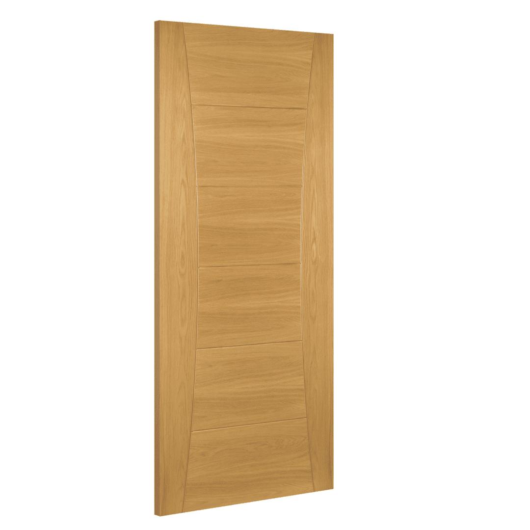 deanta pamplona oak internal door