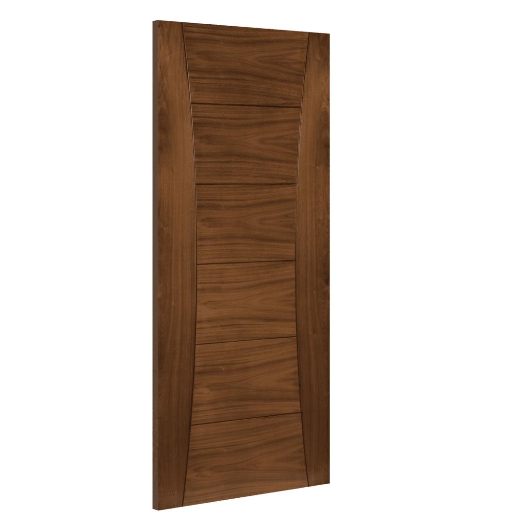 deanta pamplona walnut internal door